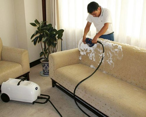 Sofa And Chair Shampooing