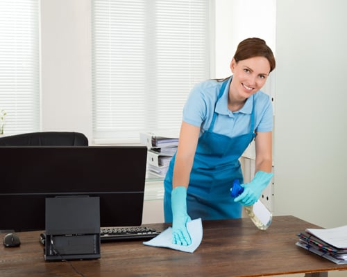 Corporate Housekeeping Service