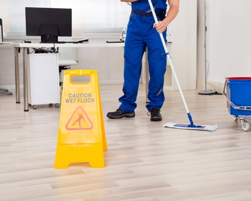 Office Deep Cleaning Service